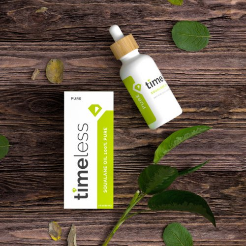 Timeless Squalane Oil 100% Pure (60ml)