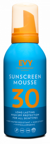 EVY Sunscreen Mousse SPF 30 (150ml)
