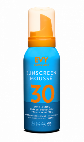 EVY Sunscreen Mousse SPF 30 (100ml)